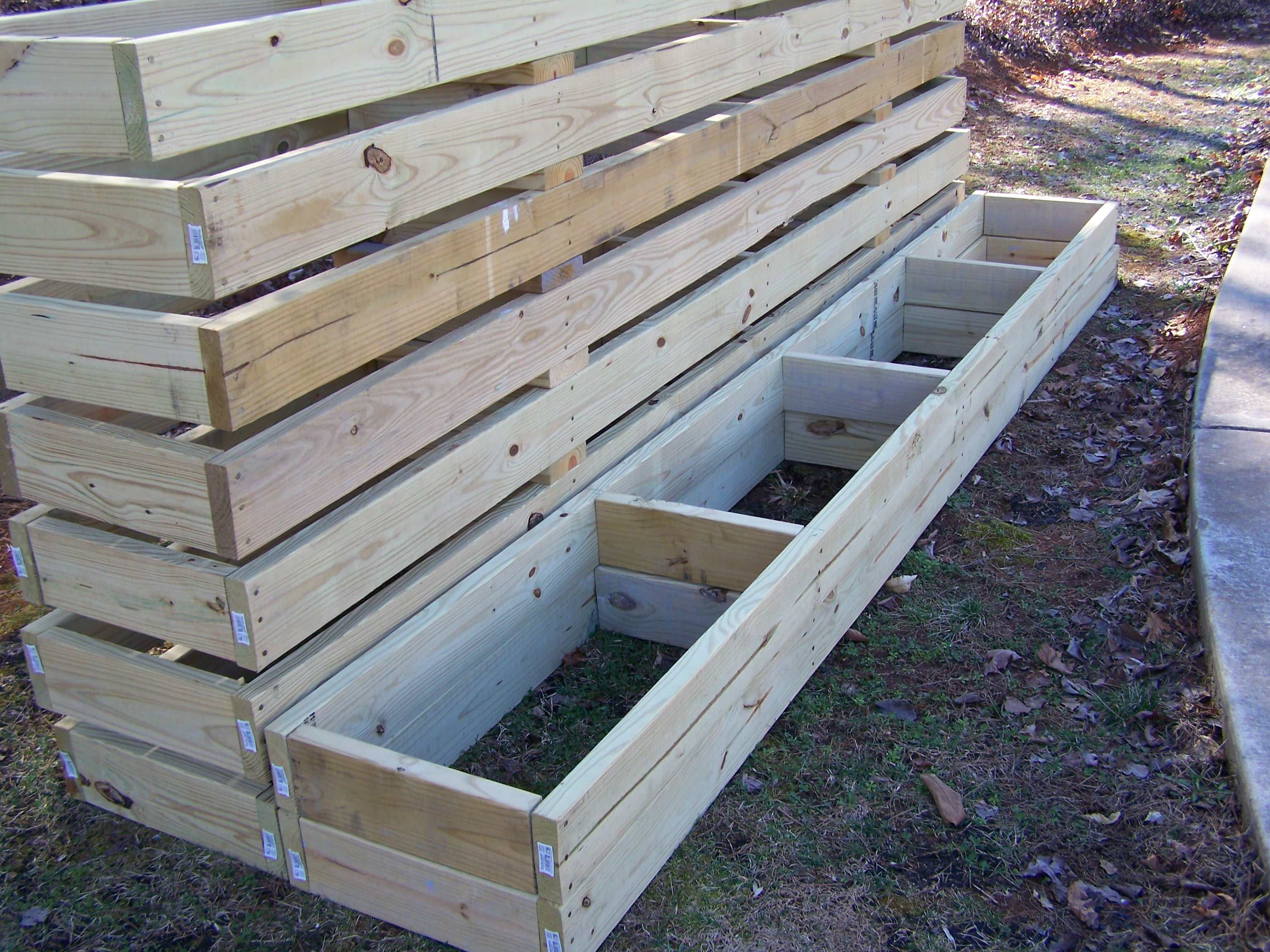 Hive Stand Designs : Simple hive stand beekeeping usabeekeeping usa