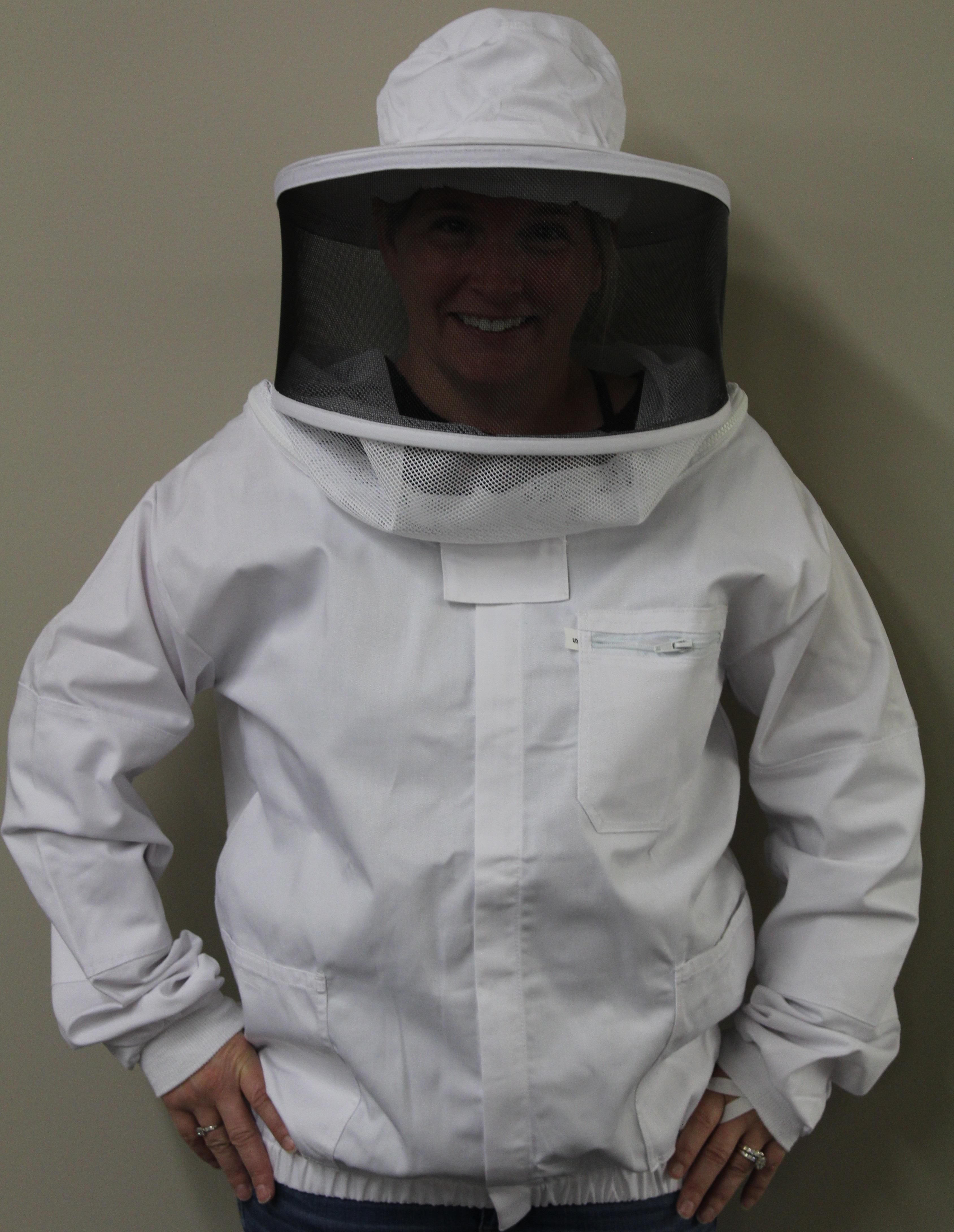 beekeeping jacket, Beekeeping clothes